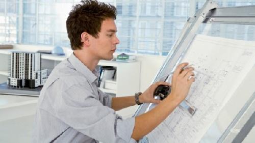 تحقیق معماری باموضوع کامل ساختمان انواع و مراحل ساخت40صفحه